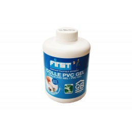 Colle PVC First Plast pot 1l