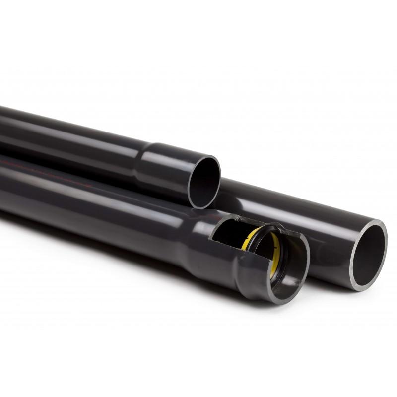 Tube PVC Pression Diamètre 75 PN10