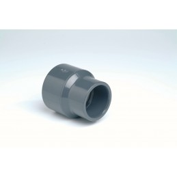 Réduction Double PVC Pression Diamètre 125/110x75 PN16 à coller