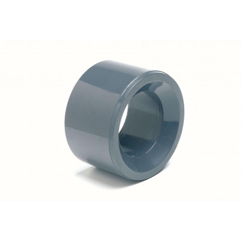 Réduction Simple PVC Pression Diamètre 16x12 PN16  à coller