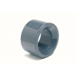 Réduction Simple PVC Pression Diamètre 90x50 PN16  à coller