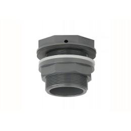 """Traversée de Paroi PVC Pression Diamètre 40x1""""3/4"""