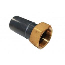 """Union sur Robinet PVC Diamètre 40x1""""1/4 PN16 Mixte F à coller F à visser"""