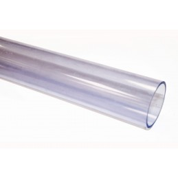 Tube PVC Pression Transparent Diamètre 40 PN16