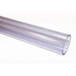Tube PVC Pression Transparent Diamètre 40 PN10