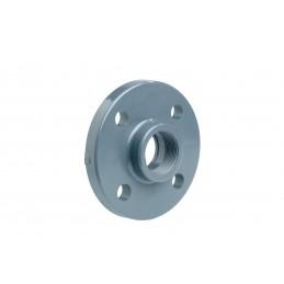 "Bride Fixe PVC Pression Diamètre 1""1/2 PN16 Taraudé"