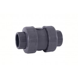 Clapet à Bille PVC Pression Diamètre 25 PN16 EPDM à coller