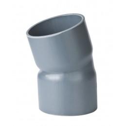 Courbe 15° ⍉ 40 FF à coller PN10