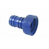 Douille Cannelée Taraudée PVC Pression pour les Réseaux d'Adduction