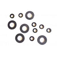 Joints Plats Viton ou Joints FPM disponibles en de nombreux Diamètres